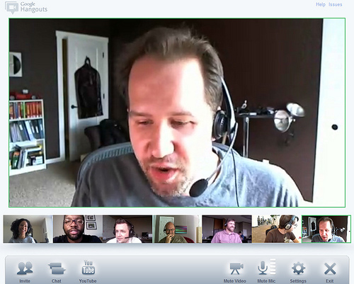 Video Call Connoisseur's Review of Google+ Hangouts - VSee