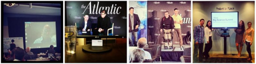 Atlantic's Big Science Summit