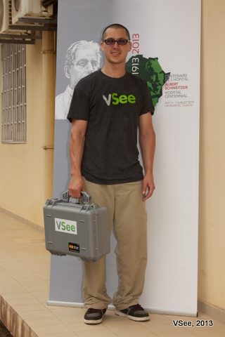 VSee telemedicine kit ready to go