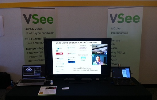 VSee eVisit healthtech 2013