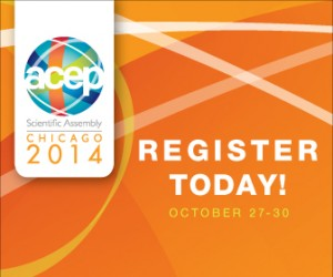 Regsiter for ACEP14