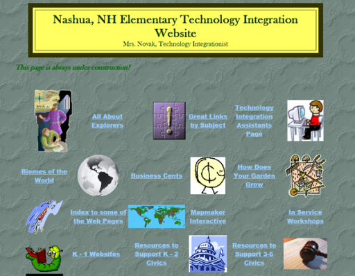 school technology integration