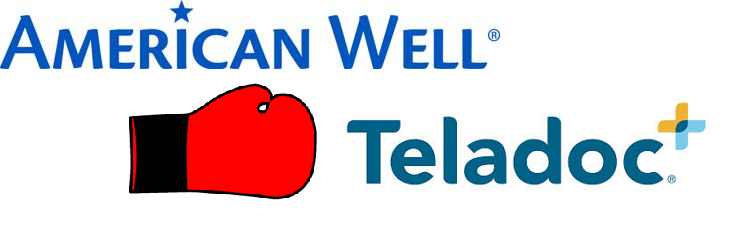 american well vs teledoc