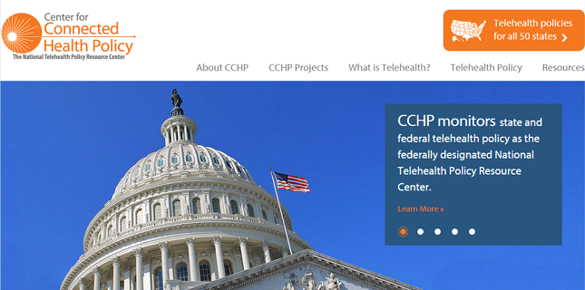 cchpca telehealth policy watch