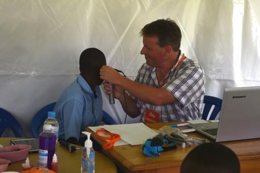Dr. Daniels rwanda telemed