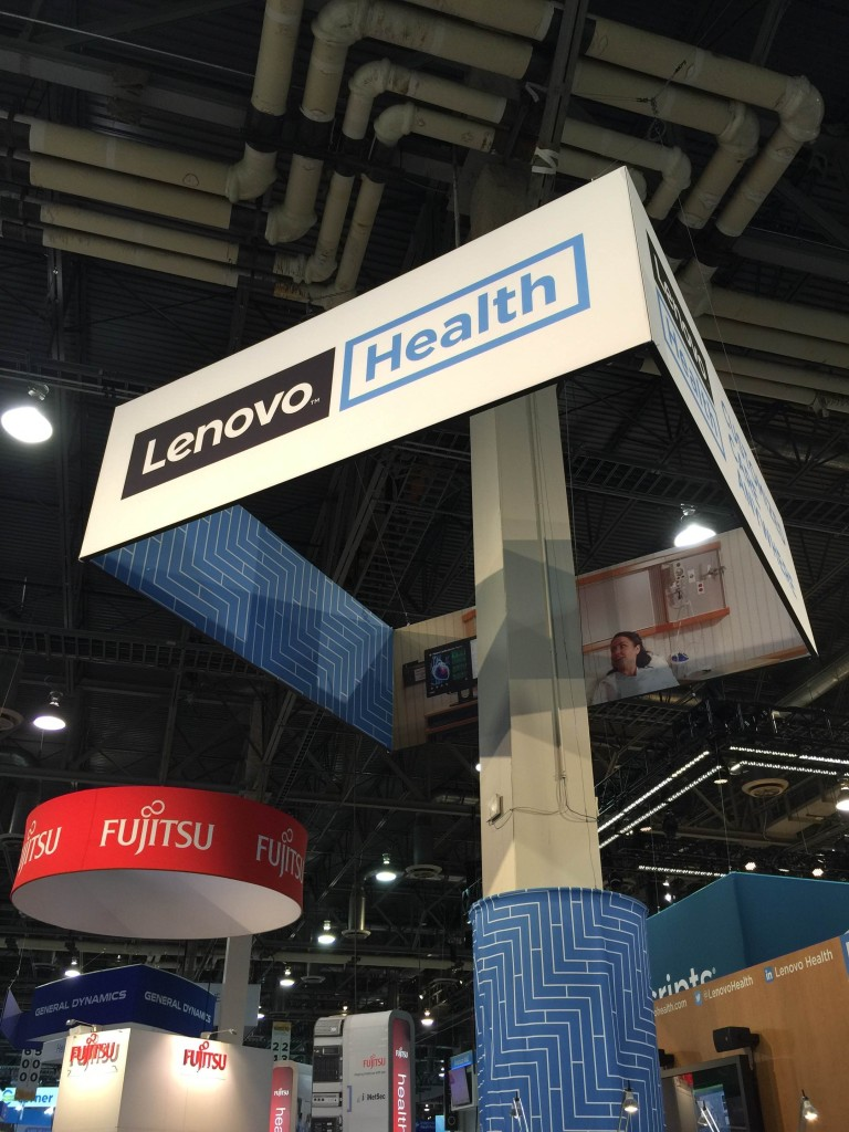 Lenovo Healthcare HIMSS16
