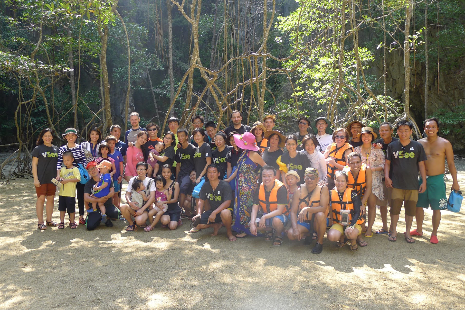 VSee Asia Retreat