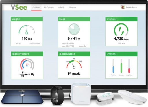 Vsee Messenger Telehealth Platforms For Virtual Care