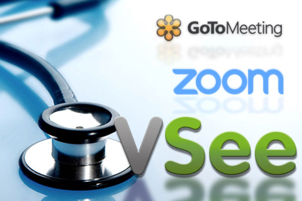 VSee Zoom GoToMeeting telemedicine