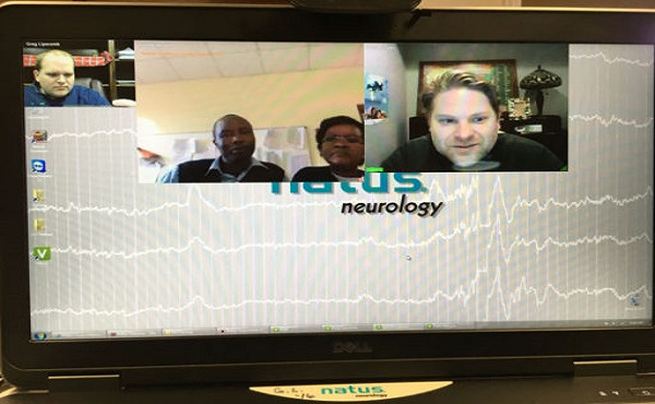 Neurologist Using Telemedicine to Transform Epilepsy Care in Underserved Countries
