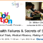 Is telehealth more than hype? Find out at the Genentech Innovations talk on Telehealth Failures & Secrets of Success