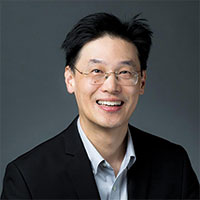 Dr Milton Chen, CEO of VSee