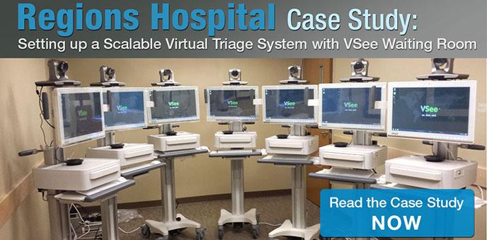 Regions Hospital Case Sutdy