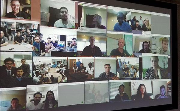 NASA Moon Simulation 2017 Brings Together International Participants with VSee